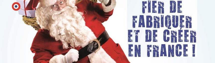 Père Noël made in France