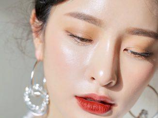 Coréenne glass skin