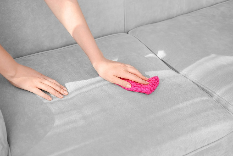 Nettoyage canapé