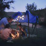 Familles recomposées : se retrouver tous ensemble au camping !