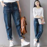 Comment porter le jean boyfriend cet été ?