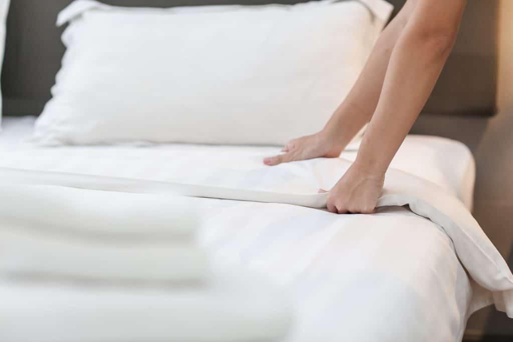 Pourquoi le choix de la matière du linge de lit est important ?