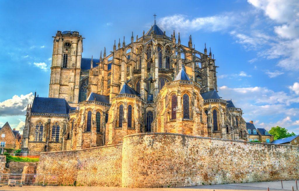 Voir la Cathédrale Saint-Julien du Mans