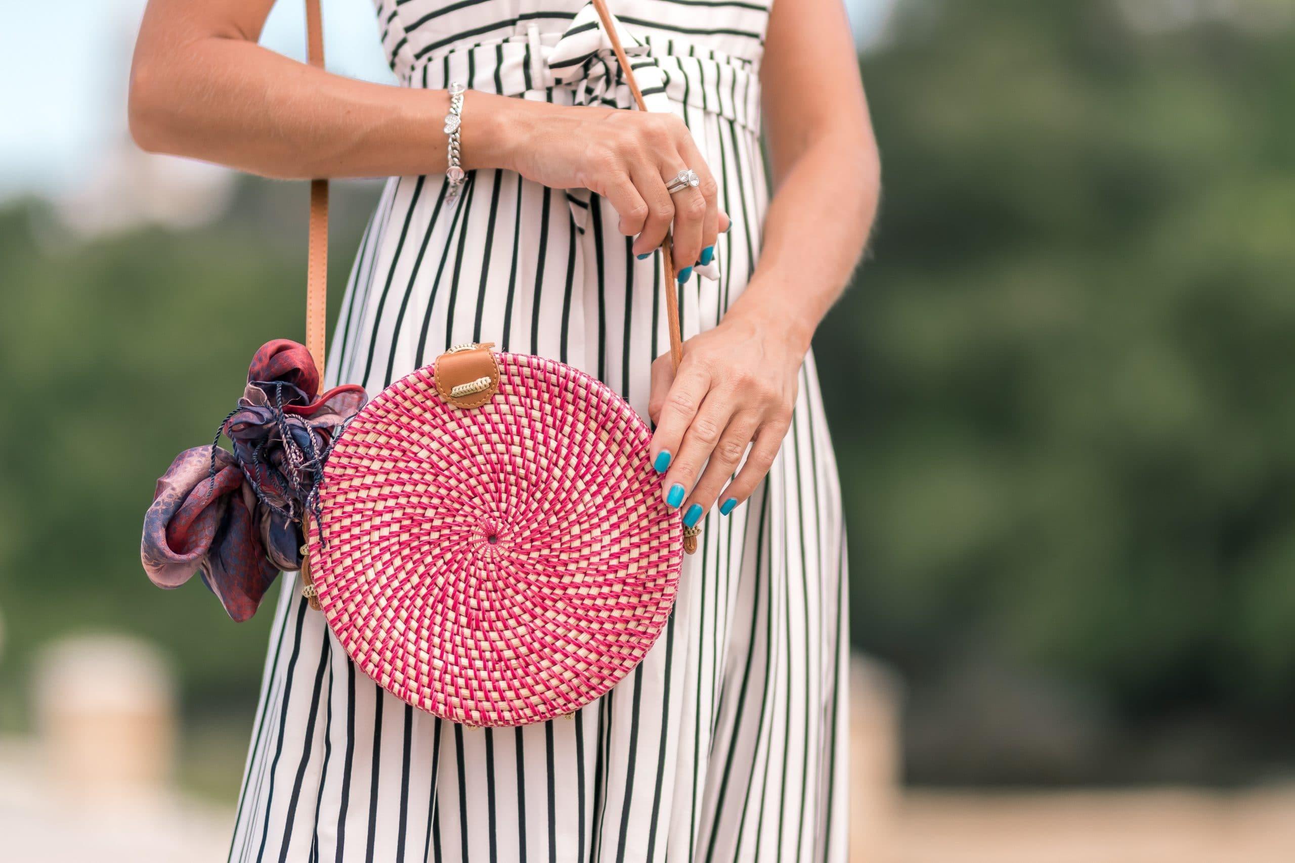 comment porter un sac à main