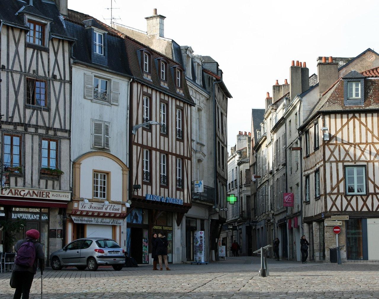 Poitiers : une ville parfaite pour un moment détente