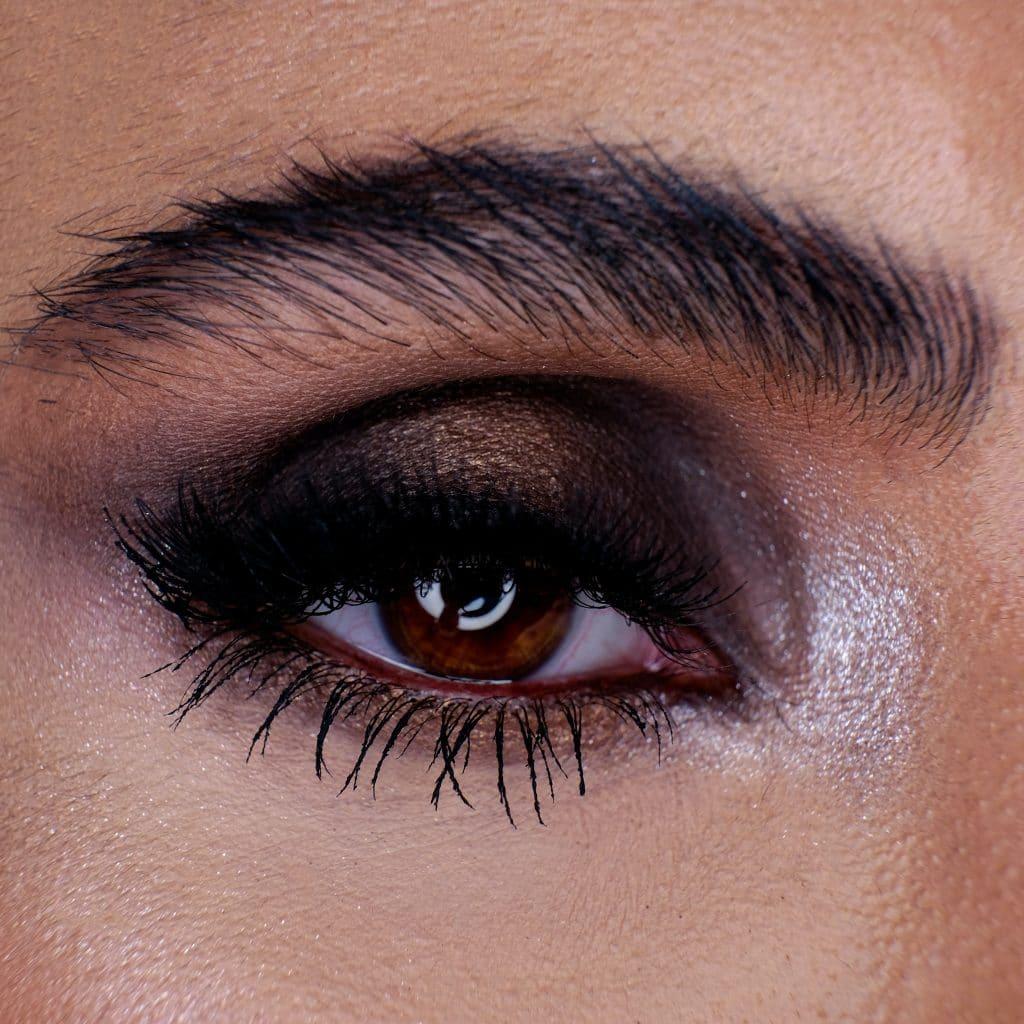 Qu'est ce qu'un smoky eyes ?
