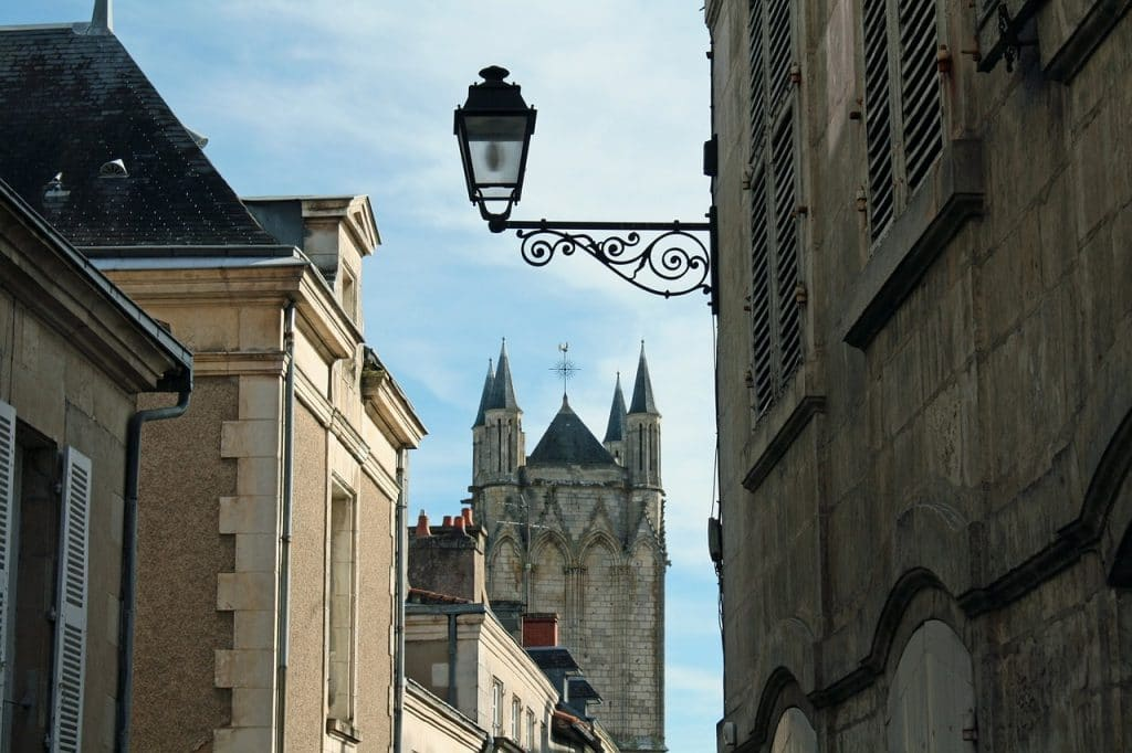 Où dormir à Poitiers ?