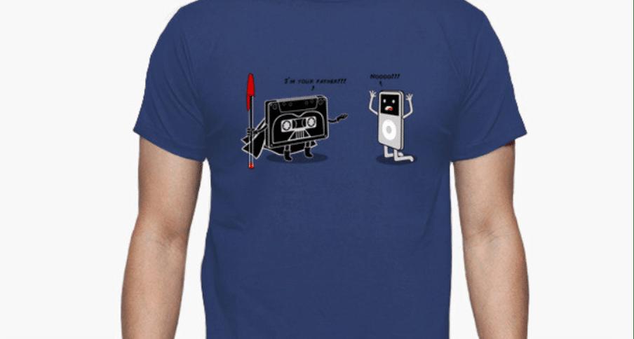t-shirts pour geek