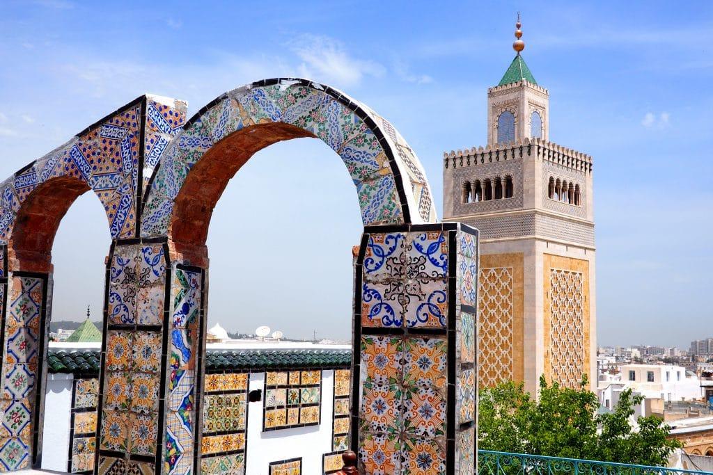 que faire en tunisie medina de tunis
