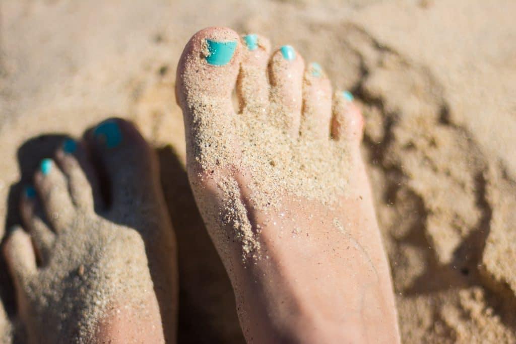 Comment prendre soin de ses pieds avant l'été ?