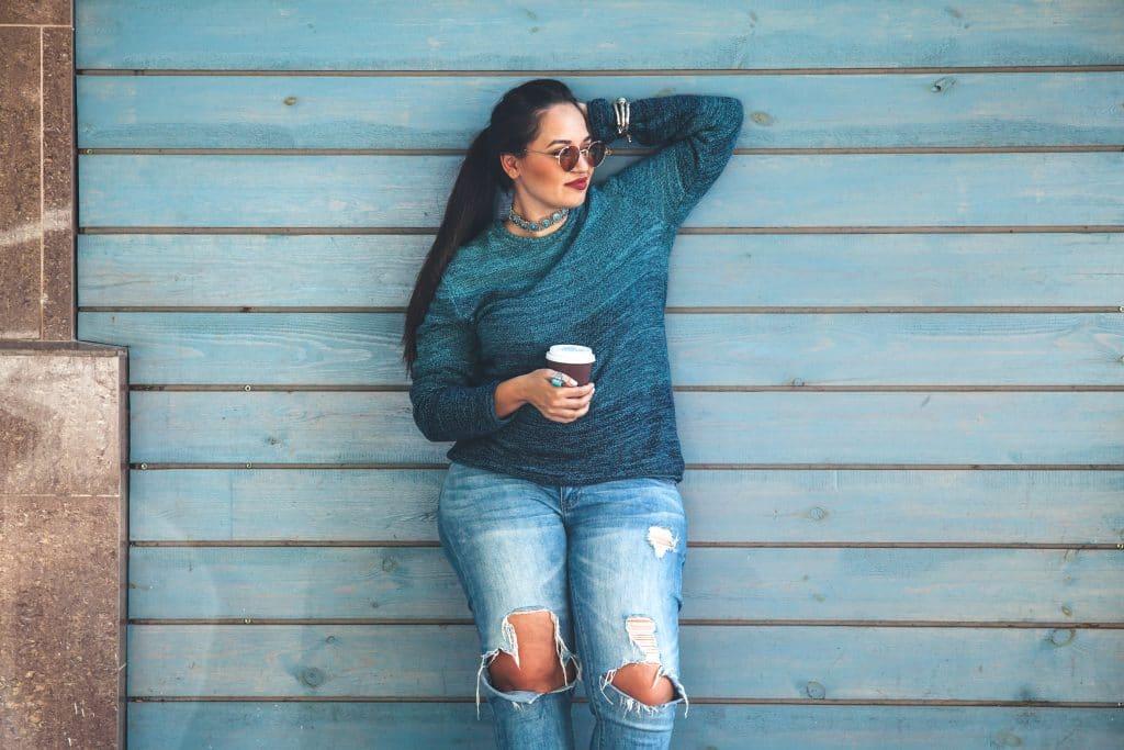 Quel type de jean pour femme ronde?